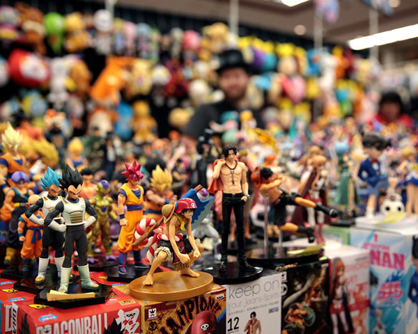 anime figurines