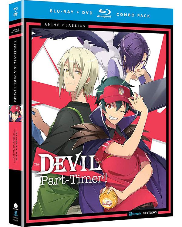 Devil is a Part Timer