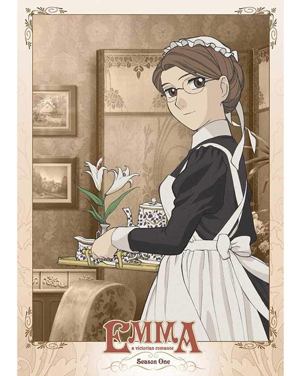 Emma A Victorian Romance