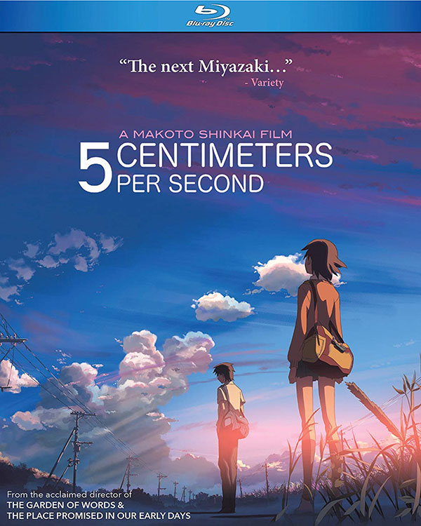 Five Centimeters Per Second