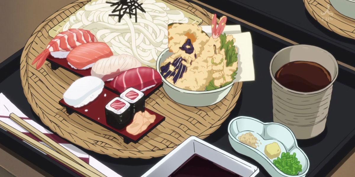 sushi anime
